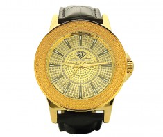 Super Techno Diamond Watch - Model # M-6108