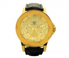 Super Techno Diamond Watch - Model # M-6114