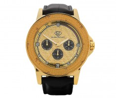 Super Techno Diamond Watch - Model # M-6118
