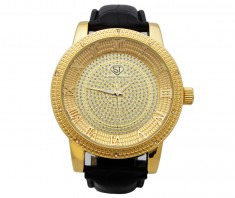 Super Techno Diamond Watch - Model # M-6145
