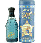 BLUE JEANS TESTER By VERSACE For MEN
